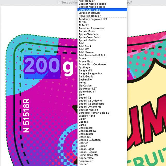 PACKZ – PDF-Editor for Digital Printing